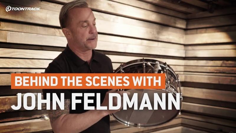 Behind the scenes with John Feldmann (Pop Punk EZX)