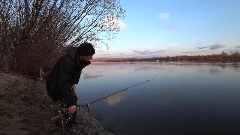 рыбалка на закидушку (донку) с берега Рыбалка 2021