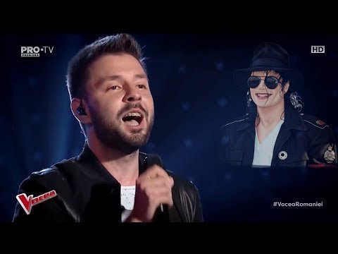 Bogdan loan's all performances with Michael Jackson's Voice
