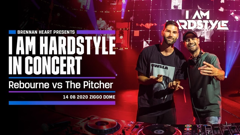 Rebourne vs The Pitcher @ I AM HARDSTYLE In Concert (Ziggo Dome, Amsterdam)