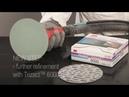 Abrasivos 3M™ Trizact™ para polimento e transparência superior