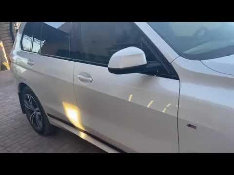 Видео обзор по пленке DELTASKIN MOLECULA на автомобиле BMW X7