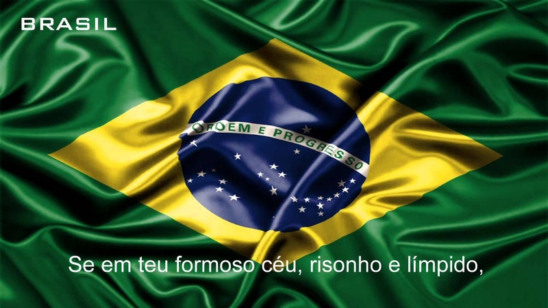 Hino Nacional do Brasil Oficial