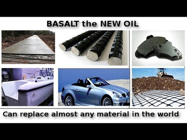 A Better Eco Planet Future with Basalt