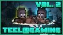 Teel@Gaming Vol. 2 - Смешная нарезка зомби и обезьян