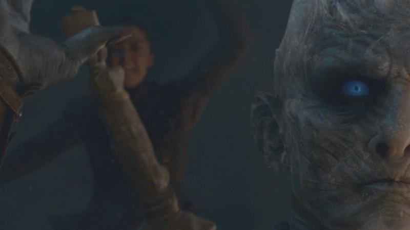 Смерть Теона и Короля Ночи Игра престолов