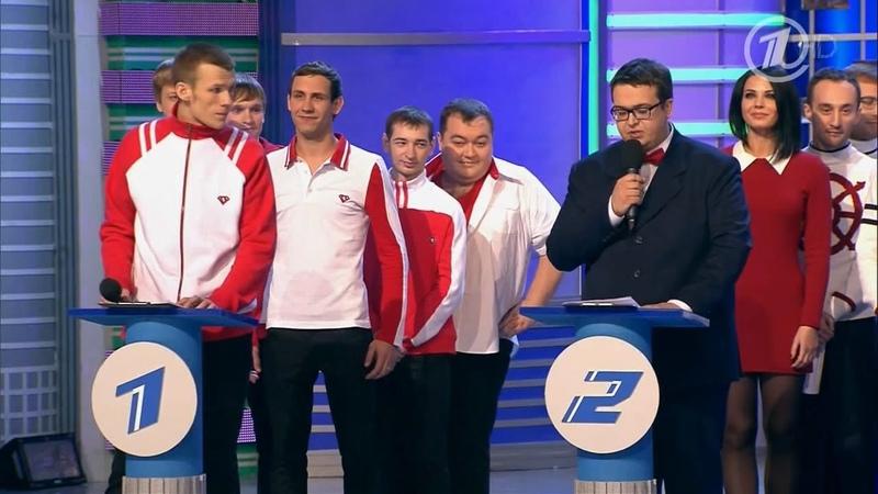 КВН 2014 Высшая лига первая 1 8 Биатлон
