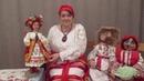 Гриб Ирина Сергеевна - Свадебный костюм бычковской хохлушки. Петропавловский район
