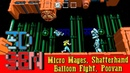 NES 3D Collections 3 Micro Mages, Shatterhand, Balloon Fight, Pooyan