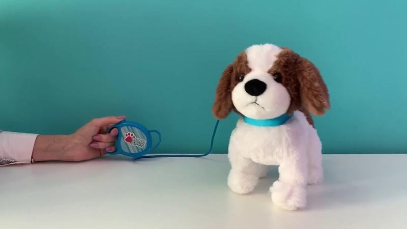 Мягкая игрушка Кращий друг PL8201, PL8202, PL8203