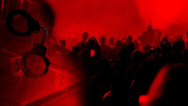 Масова бійка в метро! Професійні спортсмени проти працівників Служби безпеки України