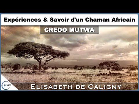 « Credo Mutwa Expériences UFO dun Chaman Africain » avec Elisabeth de Caligny - NURÉA TV