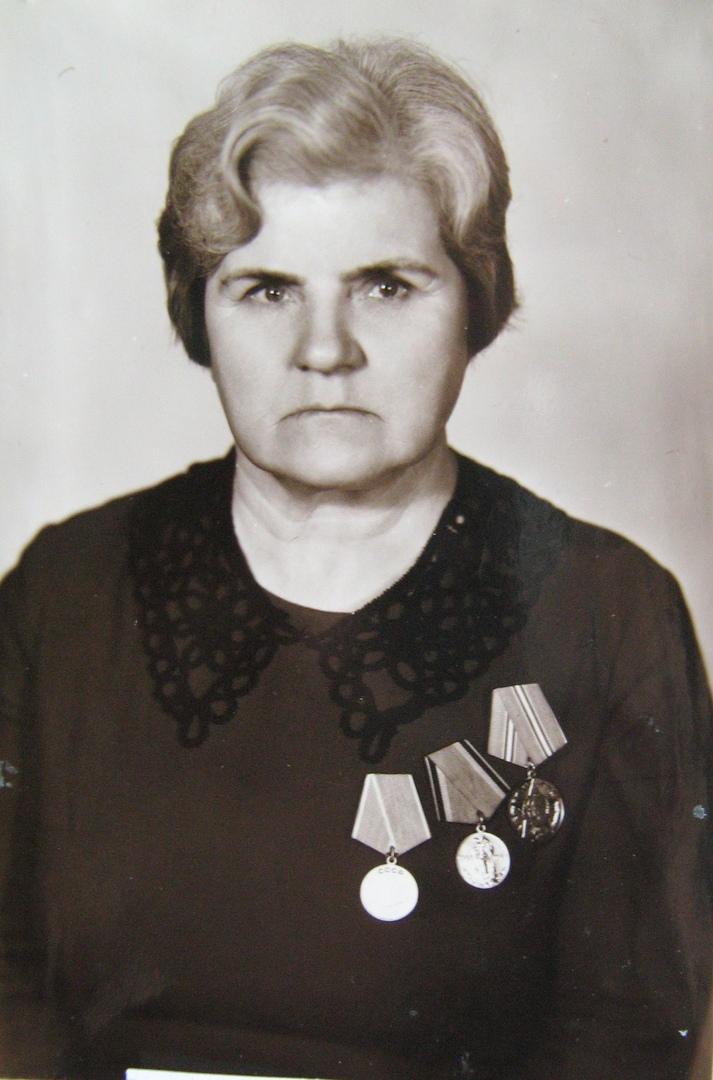 Суворова Елизавета Ивановна