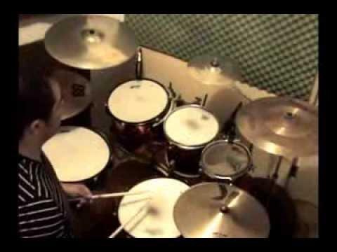 No te vallas Intocable batería drum cover