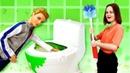 Барби устроила потоп, а КЕН стал сантехником! Видео для девочек. Играем в куклы