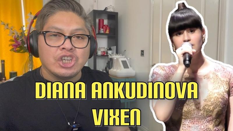 FIL BRIT REACTS TO DIANA ANKUDINOVA VIXEN MERIDIEN CONCERT MOSCOW