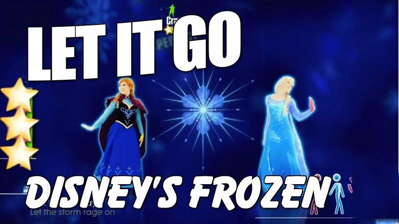 🌟 Just Dance 2015 Let It Go - Disneys Frozen Cover by Nicki Gonzalez 🌟