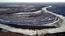 Приближение весны на реке Чумыш. село Таскаево на Алтае