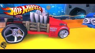 МАШИНКИ ХОТ ВИЛС - Гонки под Водой Hot Wheels - Видео для Детей - 2