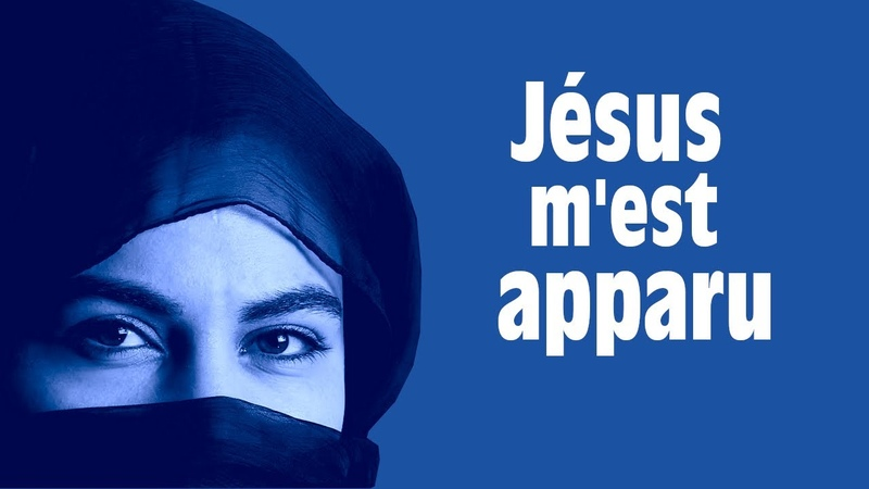 Ex-musulmane Jésus mest apparu ( audio)
