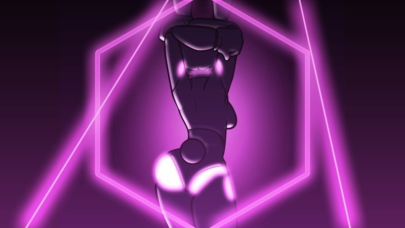 Bunny Bot Dance Animation ORIGINAL Buffy Sugo Rocket League