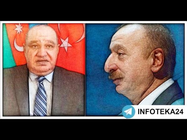 Ильхам Алиев террорист картежник и бывший наркоман Видади Искендерли
