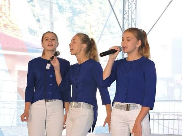 Концерт участников фестивля Небо славян 5 августа 2019 года