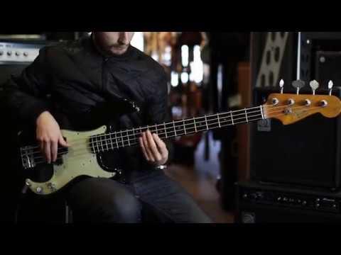 Ampeg V-4B 100-Watt Tube Bass Head Amplifier