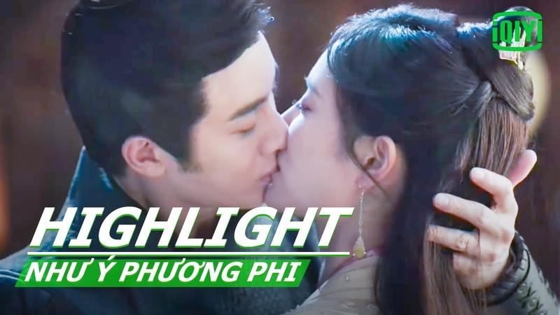 Ngô Bạch Khời Phó Tuyên cuối cùng cũng hôn nhau | Như Ý Phương Phi Tập 35 | iQIYI Vietnam