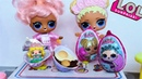 КИНДЕР ДЖОЙ МИНИ СЮРПРИЗЫ с игрушками для кукол Барби и кукол ЛОЛ мини вещи Лайфхаки для кукол