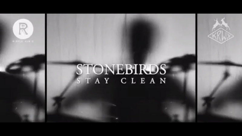 Stonebirds Stay Clean Official Music Video Ripple Music 2020