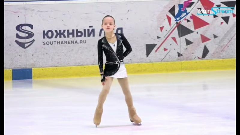 Полина Борейша Polina Boreisha - Открытые юношеские соревнования Мемориал Б.А.Рублева, ПП