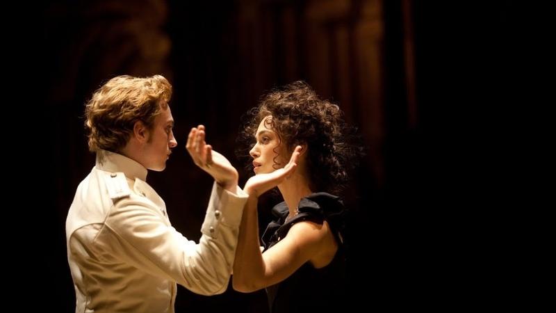 Анна Каренина Танец с Вронским Anna Karenina Dancing scene