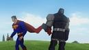 Супермен против Дарксайда. Мульт-Супермен/Бэтмен Апокалипсис.