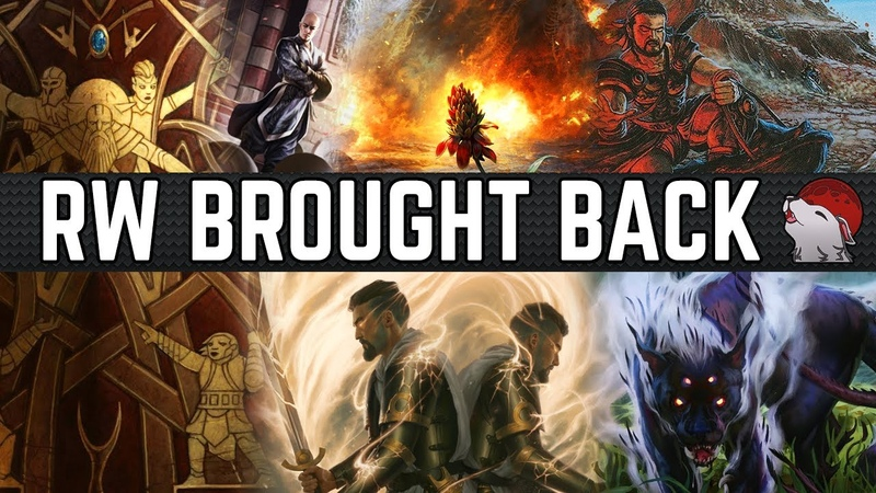 [Modern] Showdown, Brought Back Lurrus Synergies 🔴⚪️ RW Lockout