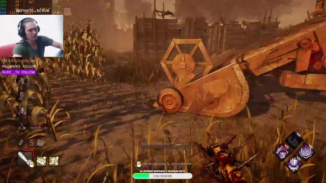 Flick Billy combine harvester Public test CryDev1l on Twitch