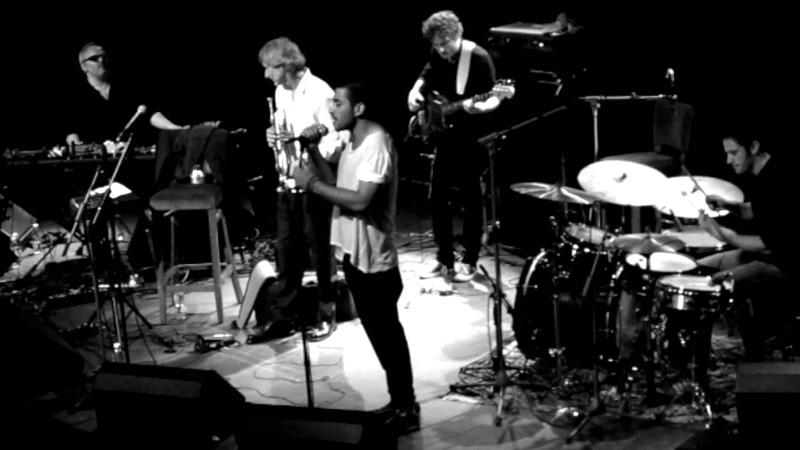Mashrou' Leila Shim El Yasmine Erik Truffaz Quartet feat Hamed Sinno LIVE AT MUSICHALL