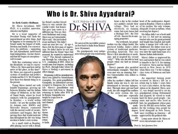 Доктор Шива из США разоблачает KOPOHO BИPУCHУЮ мафию