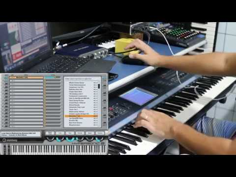 Hypersonic 2 Steinberg REVIEW VST by TIAGO MALLEN VSTI