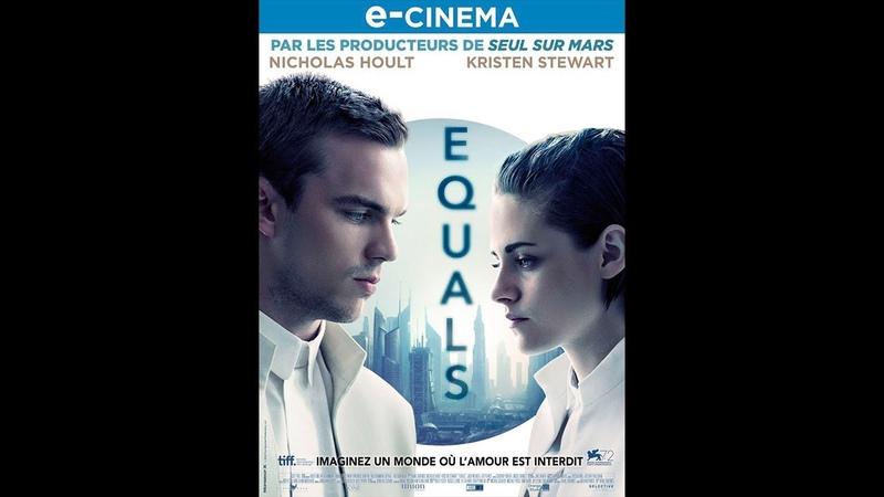 EQUALS - SEMBLABLES (2015) Streaming Gratis