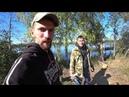 Отдых на озере! Рыбалка с лодки, СПИНИНГ! Грибы в сентябре на острове! Перезагрузка головы.