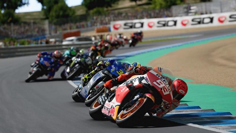 MotoGP 21 1080p R7 3700X GTX 1070 16GB DDR4 Windows 10