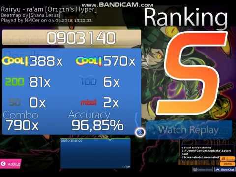 Raam [[4K] Or1g1ns Hyper] Rairyu 96.85