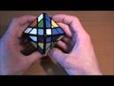 Как собрать Октаэдр 4х4 / How to solve Octahedron 4x4 tutorial