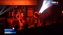 В селе Частоозерье выступила рок-группа Черный кофе