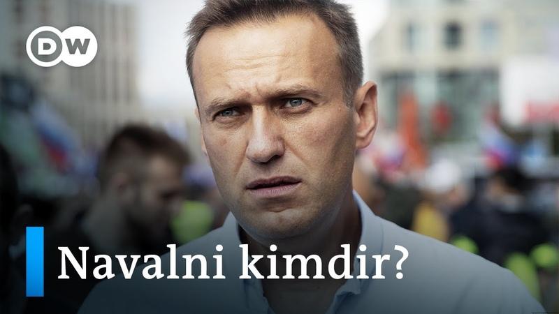 Putinin en çok korktuğu adam Aleksey Navalni kimdir - DW Türkçe
