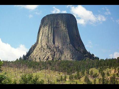 Les Arbres géants sur la Terre Plate Il n'y a pas de forêts sur la Terre