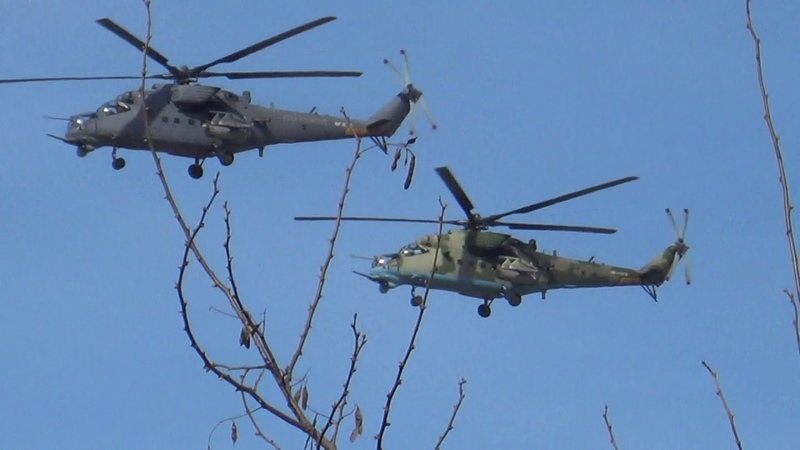 Зебест Вертолеты ходят над головой и только в Севастополе