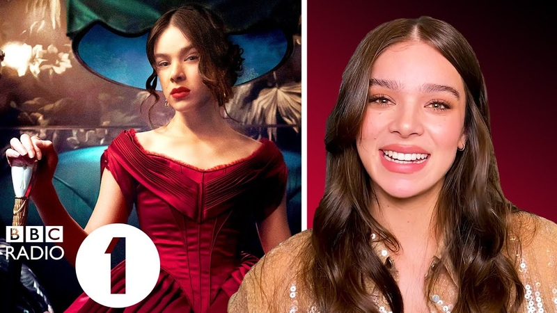 Very surreal Dickinson's Hailee Steinfeld on fame new music and getting buried by Wiz Khalifa