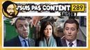Macron sexcuse, Hidalgo saccage Darmanin condamne ! JSUIS PAS CONTENT ! S07E31